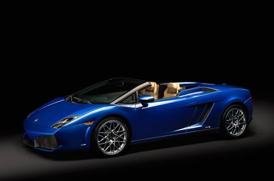 Image of Lamborghini Gallardo LP550-2 Spyder