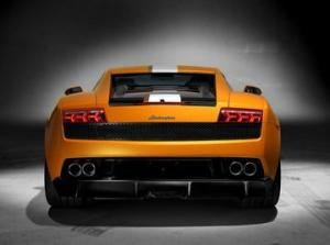 Photo of Lamborghini Gallardo LP550-2 Valentino Balboni