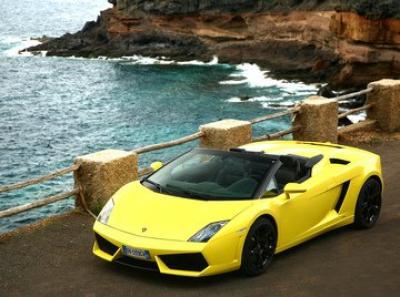 Lamborghini Gallardo Lp560 4 Spyder Acceleration Times