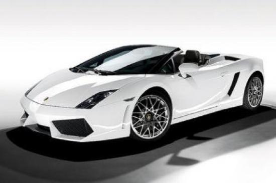 Image of Lamborghini Gallardo LP560-4 Spyder