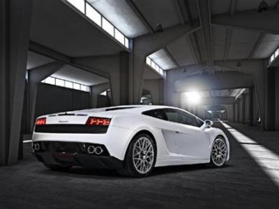 Image of Lamborghini Gallardo LP560-4