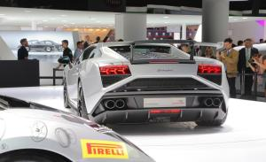 Photo of Lamborghini Gallardo LP570-4 Squadra Corse