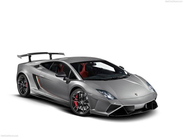 Image of Lamborghini Gallardo LP570-4 Squadra Corse