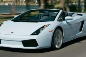 Picture of Lamborghini Gallardo Spyder
