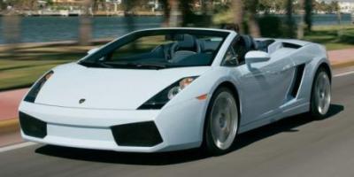 Image of Lamborghini Gallardo Spyder
