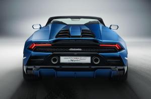 Photo of Lamborghini Huracán Evo RWD Spyder