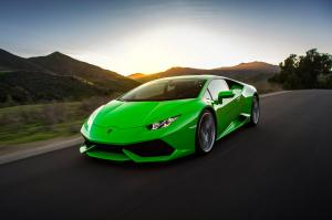 Photo of Lamborghini Huracan LP 610-4
