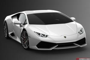 Picture of Lamborghini Huracan LP 610-4