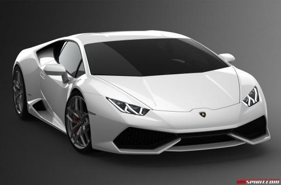 Image of Lamborghini Huracan LP 610-4