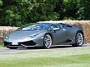 Image of Lamborghini Huracan Spyder