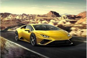 Picture of Lamborghini Huracán Evo RWD