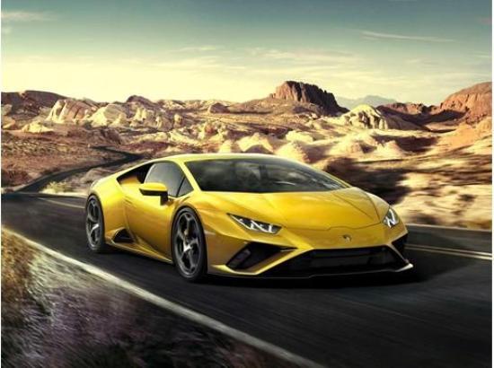 Image of Lamborghini Huracán Evo RWD