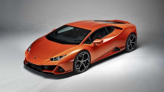 Image of Lamborghini Huracán Evo
