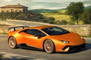 Picture of Lamborghini Huracán Performante