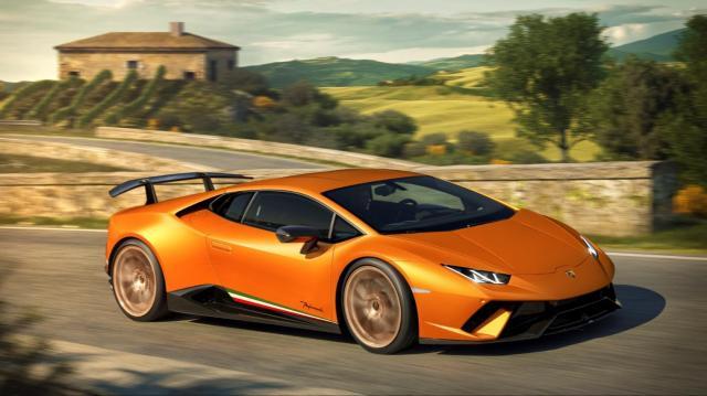Image of Lamborghini Huracán Performante