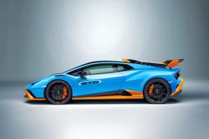 Photo of Lamborghini Huracán STO