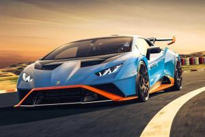 Picture of Lamborghini Huracán STO