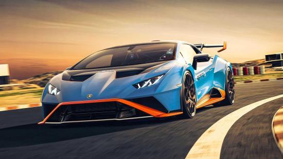 Image of Lamborghini Huracán STO