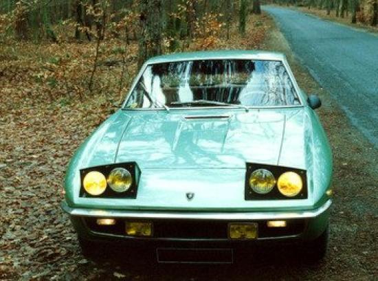 Image of Lamborghini Islero GT