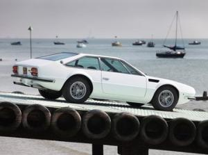 Photo of Lamborghini Jarama 400 GT