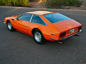 Photo of Lamborghini Jarama 400 GTS