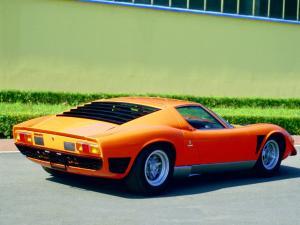 Photo of Lamborghini Miura SVJ