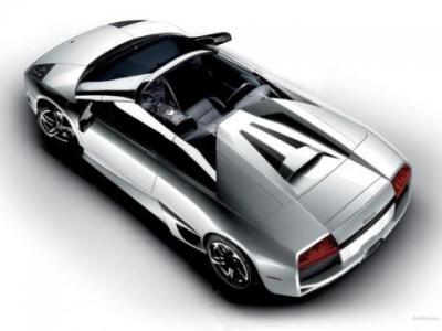 Image of Lamborghini Murcielago LP-640 Roadster