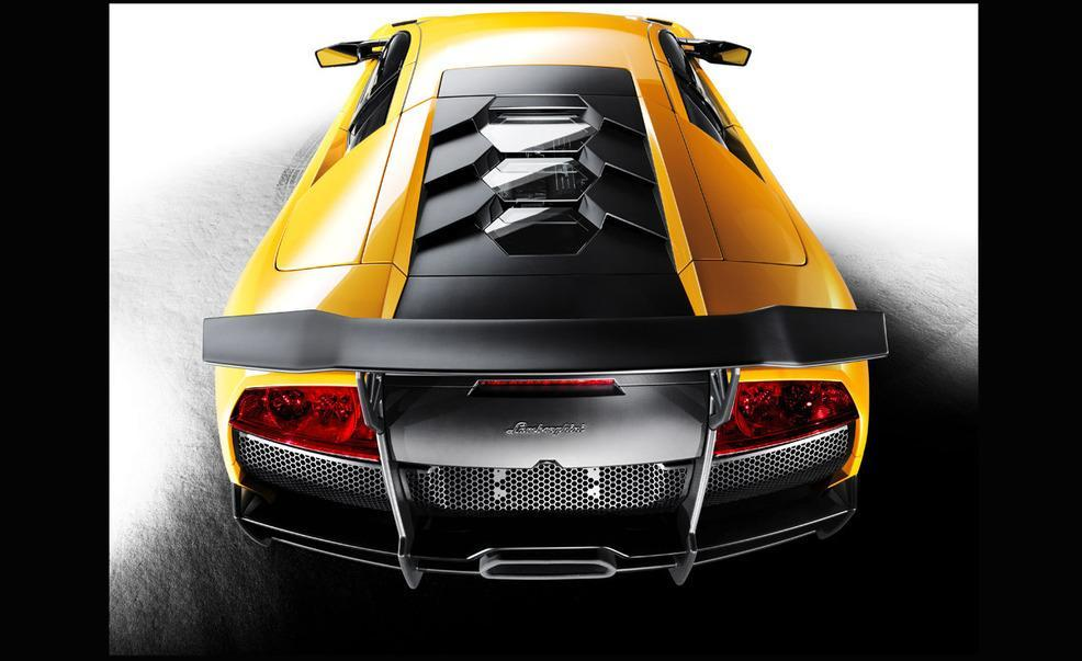 Lamborghini Murcielago Lp 670 4 Sv Laptimes Specs Performance Data
