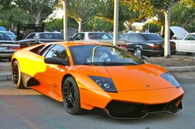 Image of Lamborghini Murcielago LP 670-4 SV
