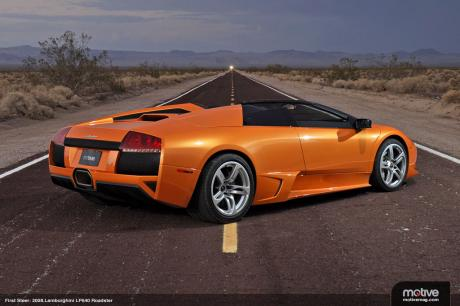 Lamborghini Murcielago Lp640 Laptimes Specs Performance Data