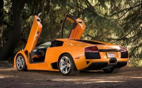 Image of Lamborghini Murcielago LP640