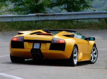 Lamborghini Murcielago Roadster Laptimes Specs Performance Data
