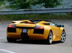 Photo of Lamborghini Murcielago Roadster