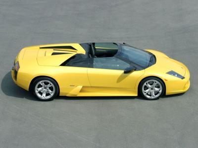 Image of Lamborghini Murcielago Roadster