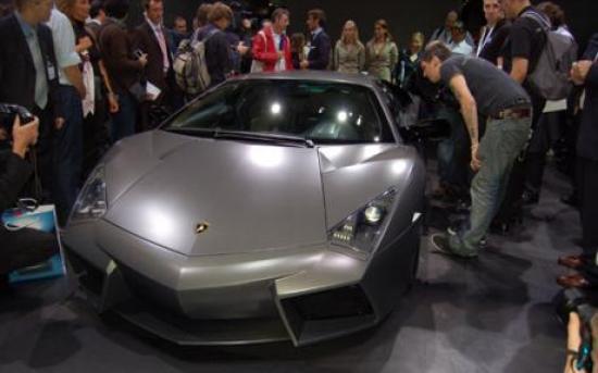 Image of Lamborghini Reventon
