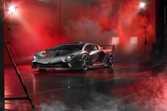 Image of Lamborghini SC18 Alston