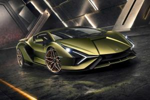 Picture of Lamborghini Sian