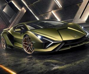 Picture of Lamborghini Sian