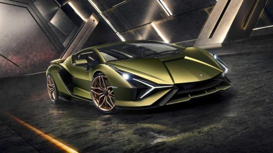 Image of Lamborghini Sian