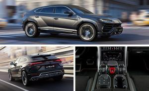 Photo of Lamborghini Urus