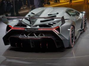 Photo of Lamborghini Veneno