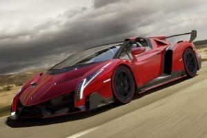 Picture of Lamborghini Veneno Roadster