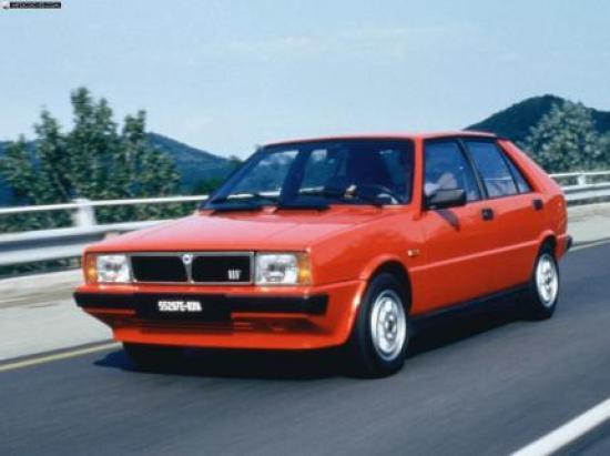 Image of Lancia Delta HF Turbo
