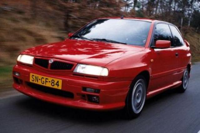 lancia delta hpe hf turbo laptimes, specs, performance data