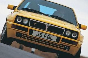 Picture of Lancia Delta Integrale HF EVO