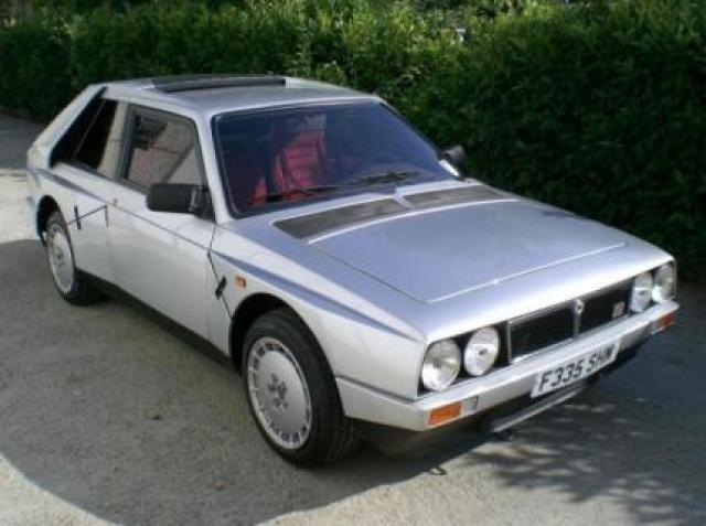 Image of Lancia Delta S4 Stradale