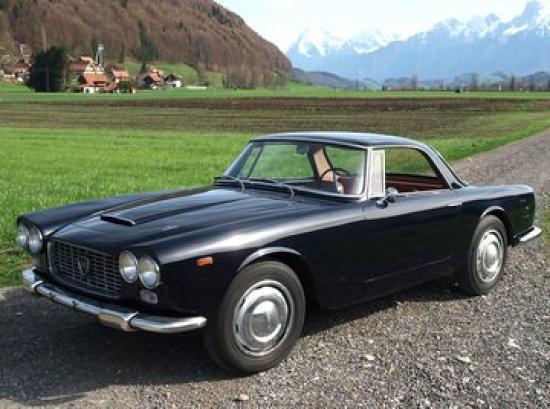 Image of Lancia Flaminia GT