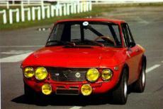 Lancia Fulvia Coupè 1.6 HF