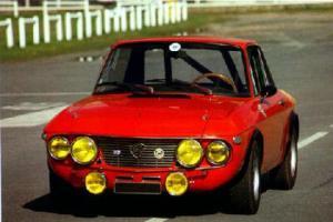 Picture of Lancia Fulvia Coupè 1.6 HF