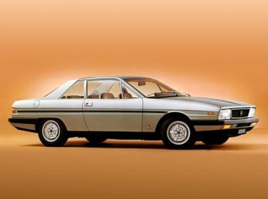 Image of Lancia Gamma Coupe